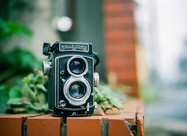 フィルム写真で撮る世界